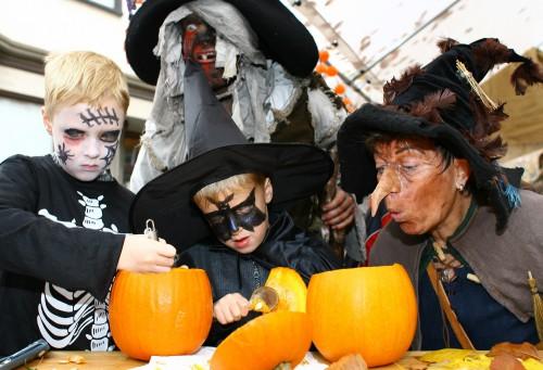 Halloween, Festival der Magie